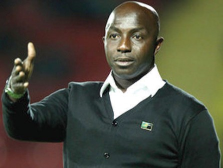 Siasia thanks Dream Team VI players for bronze medal win