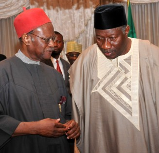 2015 election: Presidential Advisory Council hails Jonathan for peaceful polls