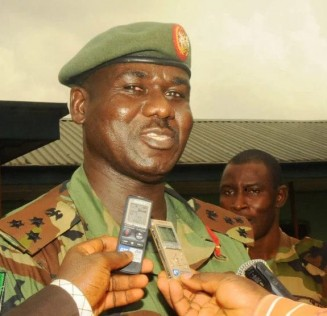 No amount of distrations will deter us from ending terrorism by December – Military