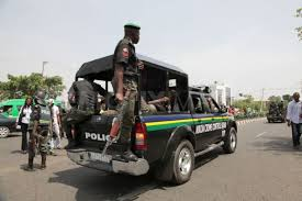 U.S. counter-terrorism squad trains 200 Nigerian Police, others