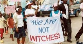 Witches Are Not Imaginary Beings!