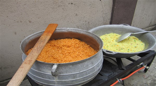 Woman loses pot of rice to thieves in Ebonyi