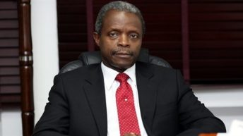 Osinbajo leads 30,000–man convention to pray for Nigeria