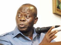 FG's N2.4bn Water Project in Edo fraudulent- Oshiomhole